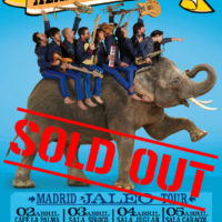 GIRA JALEO TOUR MADRID SOLD OUT